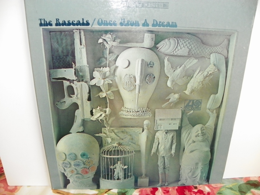 THE RASCALS - ONCE UPON A DREAM 1ST EDITION