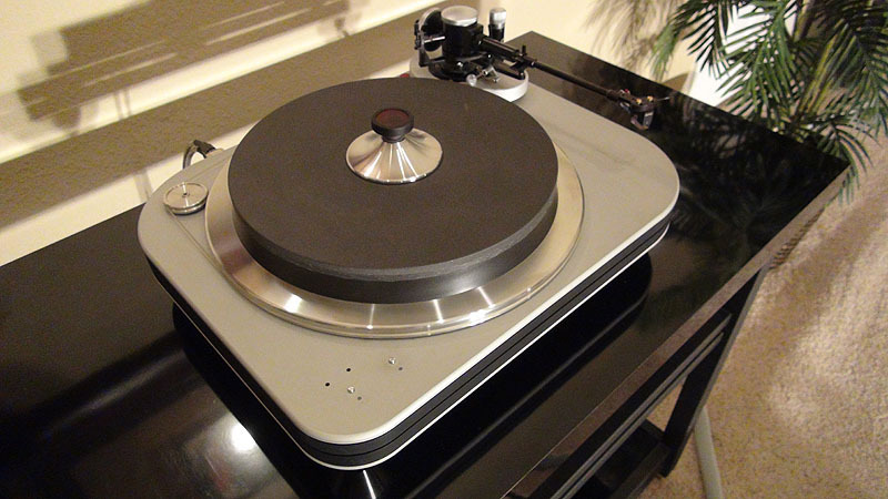 Spiral Groove SG 1.1 Turntable