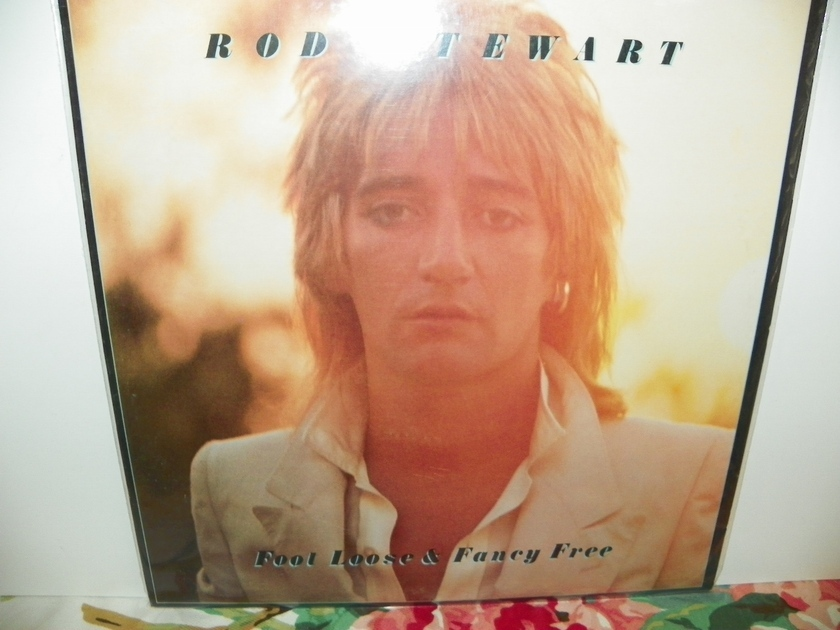 ROD STEWART - FOOL LOOSE & FANCY FREE
