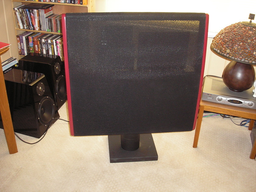 Dahlquist DQ-10 Speakers